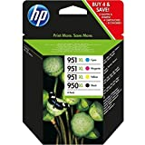HP - Hewlett Packard OfficeJet Pro 8600 Plus e-All-in-One (950XL/951XL / C 2 P 43 AE) - original - Printhead multi pack (black, cyan, magenta, yellow)