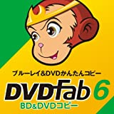 DVDFab6 BD&DVD コピー [ダウンロード]