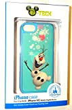 NEW Disney D-tech World WDW Parks Authentic 2014 Frozen Olaf Snowman Iphone 5c Phone Hard Case & Screen Guard Cleaning Cloth