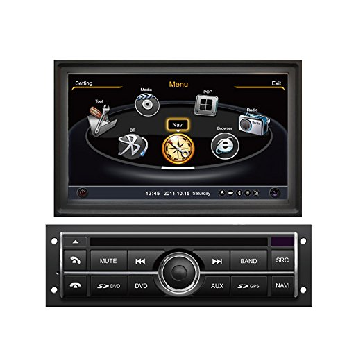 """New original 7/"""" LCD display /& touch screen for Ford Blaupunkt NX SYSTEM NAVI"""