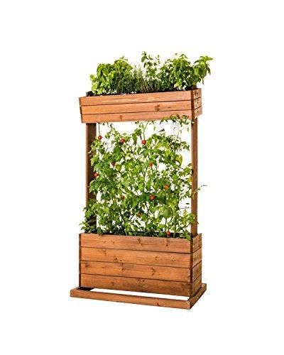 Vertikales-Hochbeet-cube2-Seilrankhilfe-Blumenkasten-Pflanzkbel-Frhbeet-Kruterbeet