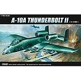 [Academy] Plastic Model Kit 1/72 A-10A THUNDERBOLT II (#12453) /item# G4W8B-48Q53334