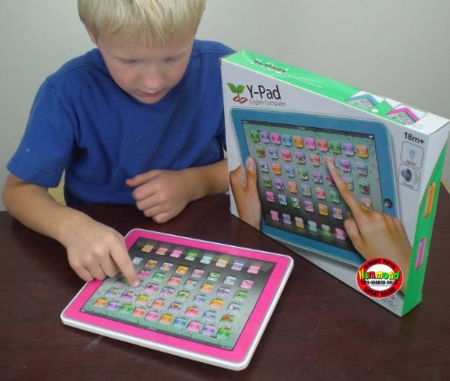 Tablet I Can Learn Pad Computer Educational Toy Y-pad