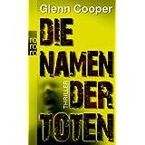 """Die Namen der Totenvon """"Glenn Cooper"""""""