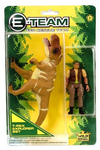 Wild Republic E-Team Blister T-Rex - 1