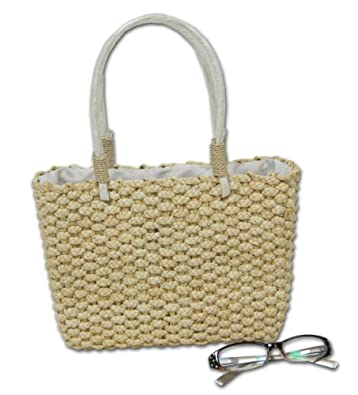 CLEARANCE Florida Straw Bag
