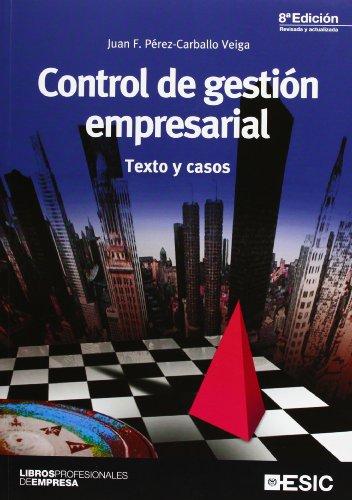 CONTROL DE GESTION EMPRESARIAL