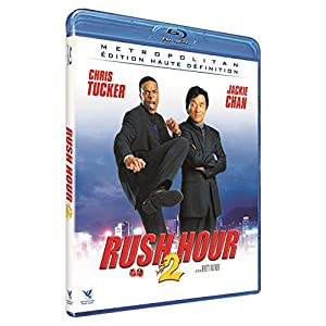 Rush Hour 2 [Blu-ray]
