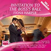Invitation to the Boss's Ball | [Fiona Harper]