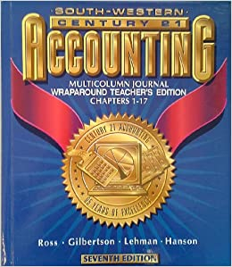 horngren accounting 8th edition solution manual