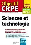CRPE en fiches : Sciences et technolo...