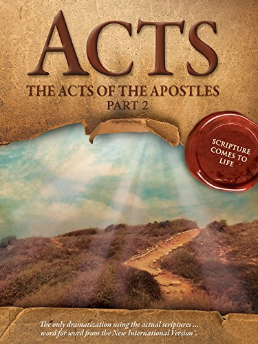 The Acts of the Apostles on Amazon Prime Instant Video UK