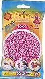 HAMA 207-48 - Perlen pastell pink, 1000 Stück hergestellt von Hama