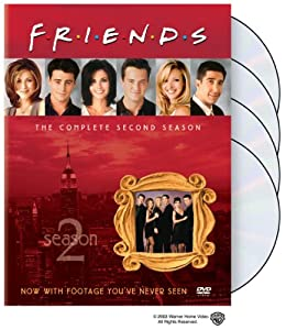 Friends: The Complete Second Season by Warner Home Video