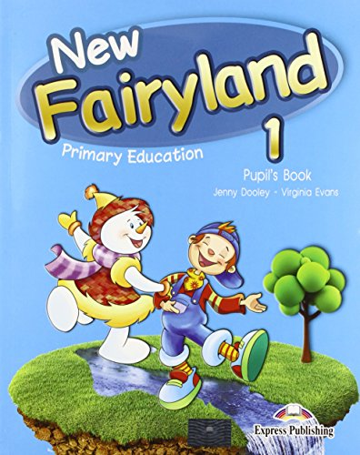 New Fairyland 1 Primary Education Pupil's Pack (Spain)