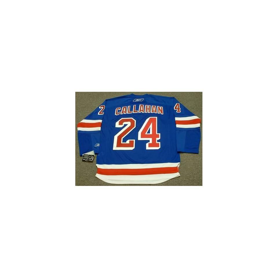 dfee0b6b10a RYAN CALLAHAN New York Rangers REEBOK Premier NHL Home Hockey Jersey ...