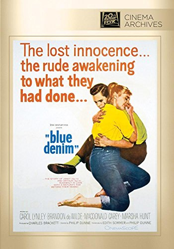 DVD : Blue Denim