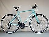 BIANCHI(ビアンキ) クロスバイク ROMA4(ローマ4) 2017モデル(マットチェレステ) 50サイズ