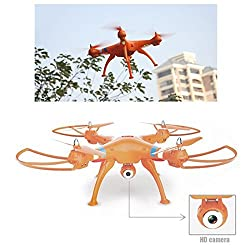 OLOGY® DRONE WITH FIRST PERSON VIEW FPV LIVE VIDEO FEED Quadcopter Camera Photo Video Feed Video Record Quadcopter Camera[...]