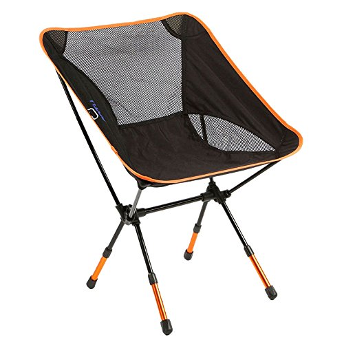 Z ZTDM Ultralight Portable Folding Heavy Duty Chairs with Carry Bag for Camping, Hiking, Picnic, Fishing, Garden BBQ, Beach Traveling, Outdoor Events, the Park (69 Bbq Cover compare prices)