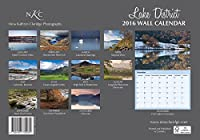 The Lake District 2016 Wall Calendar