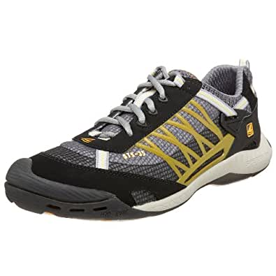 Sperry Top-Sider Ventus Lace Up Running Shoe Black: Amazon