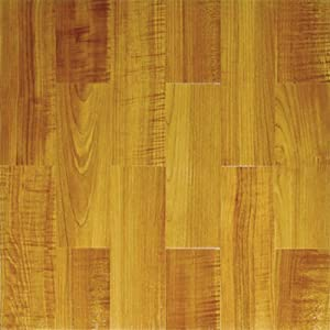 Home Dynamix ST630E Paramount Vinyl Tile, 12 by 12-Inch, Woodtone, Box of 6