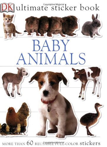 Baby Animals (Ultimate Sticker Books)