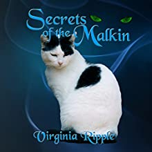 Secrets of the Malkin: War of the Malkin Novella Series, Book 1 Audiobook by Virginia Ripple Narrated by Angel Clark