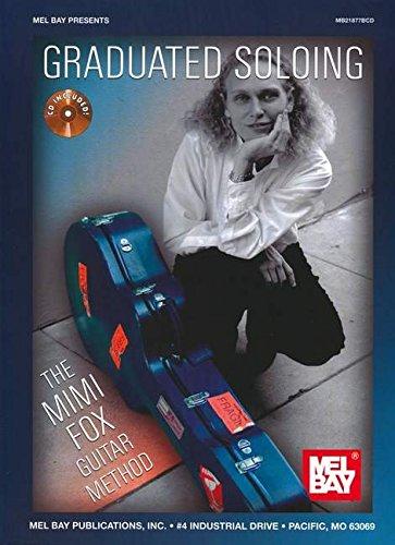 Fox Mimi Guitar Method Graduated Soloing Guitar Book/Cd
