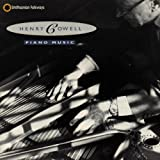 Henry Cowell plays his own Piano Music
