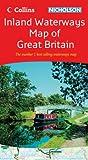 Collins/Nicholson Inland Waterways Map of Great Britain (Waterways Guides)