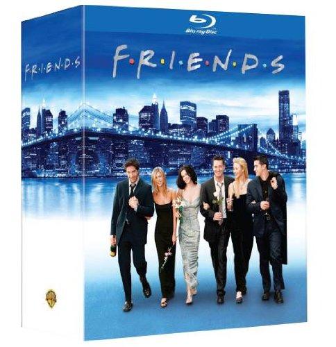 Coffret intégrale friends [Francia] [Blu-ray]