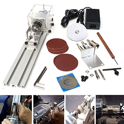 XNEMON-Metal-Lathes-Mini-Lathe-Beads-Machine-Polisher-Table-Saw-Mini-DIY-Wood-Lathe