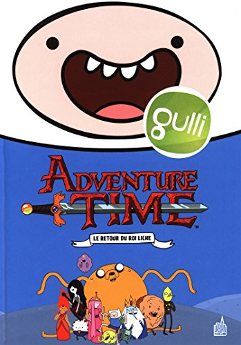 Adventure time (1) : Le retour du roi Liche