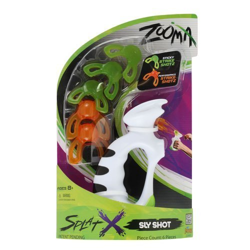 Zooma Splat X Sly Shot Slingshot - 1