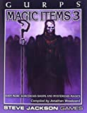 GURPS Magic Items 3 (v. 3) (155634418X) by Woodward, Jonathan