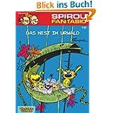 Spirou & Fantasio, Band 10: Das Nest im Urwald: (Neuedition)