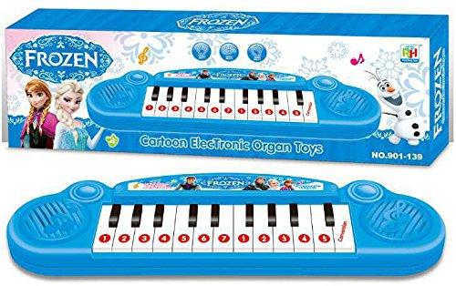 Disney Frozen Cartoon Electronic Organ Piano Keyboard