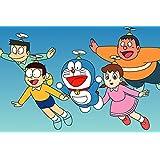 Shopolica Doraemon Cartoon Poster (Doraemon-Poster-706)