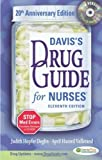 Daviss Drug Guide for Nurses, with CD-ROM (Daviss Drug Guide for Nurses (W/CD)) 11th by Deglin, Judi, Vallerand, Dr April (2008) Paperback