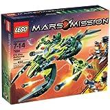 LEGO® Mars Mission EXT Alien Mothership Assault