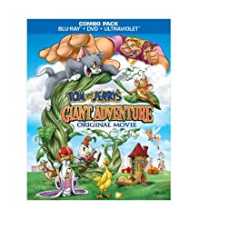 Tom & Jerry's Giant Adventure [Blu-ray]