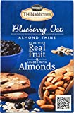 Nonnis ThinAddictives Blueberry Oat Almond Thins (22 Count)