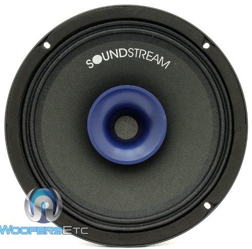Set of 1 Quantum QPSM8 8-Inch Cloth Surround Speaker