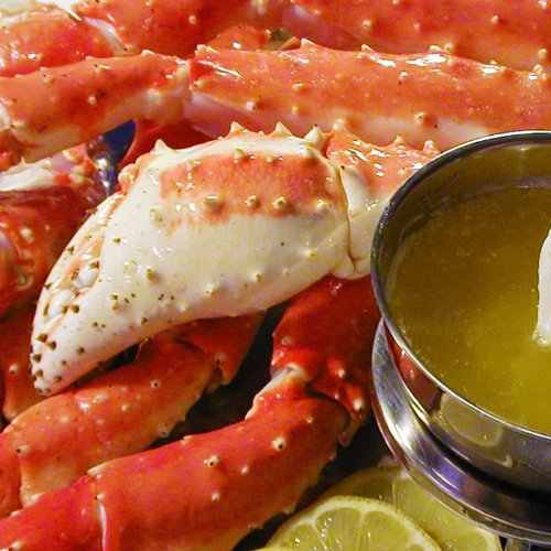 Alaskan Red King Crab Legs - Jumbo