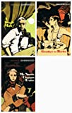 Christopher Isherwood Christopher Isherwood books: 3 books (Mr Norris Changes Trains / Goodbye to Berlin / A Single Man rrp £23.97)