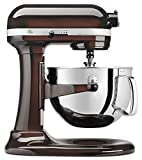 KitchenAid KP26M1XES 6-Qt. Professional 600 Series - Espresso