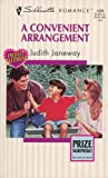 img - for A Convenient Arrangement (Silhouette Romance #1089) book / textbook / text book