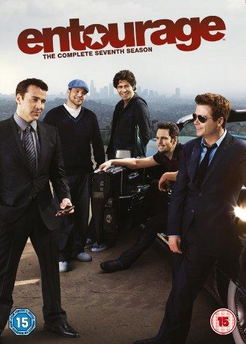 Entourage: Complete HBO Season 7 [DVD]